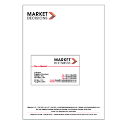 Letterheads & Business Cards